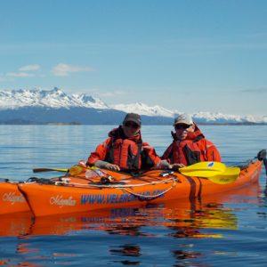 kayak Ushuaia Travesias Expediciones Vijaes Canal Beagle Aventura Adventure Trip