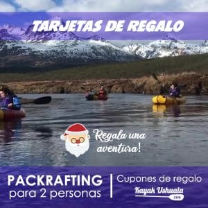 Regala una Aventura Pack Rafting