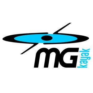 Kayak de travesía y competición modelo Lacar t1 marca M&G en KayakUshuaia